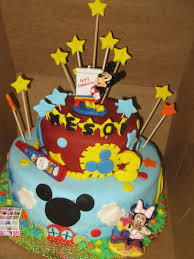 mickey mouse clubhouse birthday cake custom cakes virginia beach
