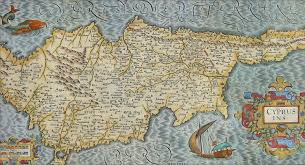 Map Of Cyprus 1638 Antique Map Of Cyprus By Mercator Greek Islands U2013 Classical