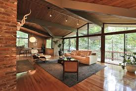 mid century modern home sandy springs mid century modern dream home domorealty