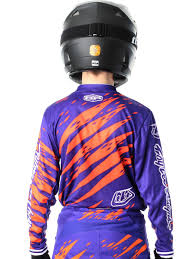 purple motocross helmet troy lee designs purple 2016 gp vert kids mx jersey troy lee