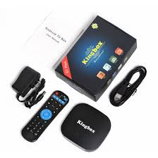 leelbox tech k1 plus android tv with keyboard quad core 2gb