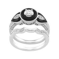 deco wedding rings shopping for deco wedding ring sets lovetoknow