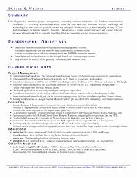 Sample Resume Operations Manager by Resume Sample Tele Manager Forklift Operator Resume Example