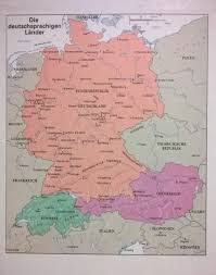 Wurzburg Germany Map by Textbook Map Of The German Speaking Countries By Jjohnson1701 On
