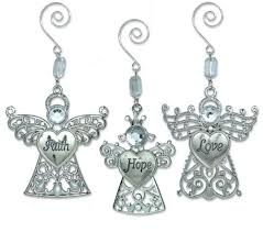 faith wing ornaments relevant gifts