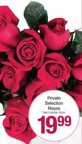 how much are a dozen roses kroger flowers digital coupons reminder today only 14 99 dozen