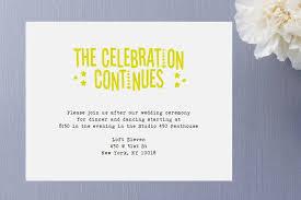 post wedding reception invitation wording staggering post wedding reception invitation wording theruntime