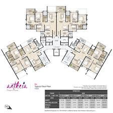 1 2 u0026 3 bhk flats in pimpri mahindra antheia pimpri