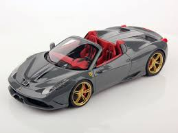 toy ferrari 458 ferrari 458 speciale a 1 18 mr collection models