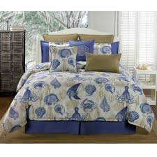 Comforters Bedding Sets Delectably Yours Reef Coastal Bedding Collection