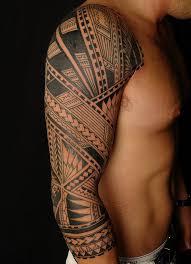 tribal hawaiian on sleeve for http