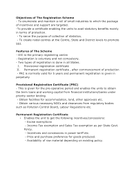 Office Assistant Job Description Resume by Procedures For Small Scale Industrial Licensing