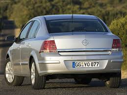 opel astra sedan opel astra sedan 2007 picture 17 of 40