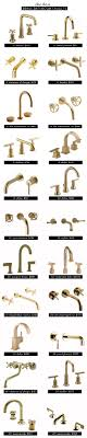 kitchen faucet fixtures best 25 brass kitchen faucet ideas on brass faucet