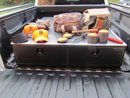 Dodge Dakota Truck Bed Cap - the mobilestrong drawers have a relatively low profile in a pickup