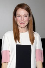 juliet moores hair color how to get shiny straight hair like julianne moore