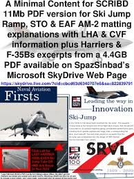 Agenda Meeting Pdf Lockheed Martin by Ski Jump Information F 35b Lockheed Martin F 35 Lightning Ii
