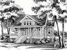 Southern Low Country House Plans 90 Best River House Plans Images On Pinterest River House Small