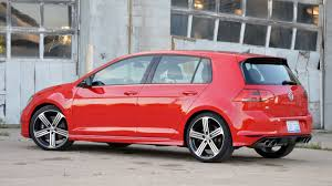 2015 volkswagen golf r first drive