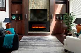 Custom Electric Fireplace by New Fireplace Makeover Service