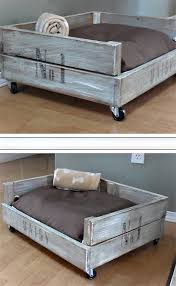 Homemade Dog Beds 20 Perfect Diy Dog Beds Ideas For Your Furry Friend Fallinpets