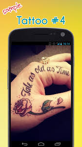 small tattoo ideas android apps on google play