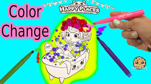 Turn Pictures Into Coloring Pages App Maker Coloring Shopkins Happy Places Shoppies Doll In Bathtub With
