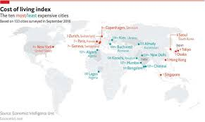 cheapest cities to live in the world cheapest city to live why low income is not a problem in lagos