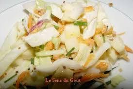 cuisiner le chou pointu salade de chou pointu le sens du goût