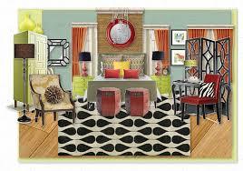 Sample Colorful Master Bedroom Virtual Design Board By - Design bedroom virtual