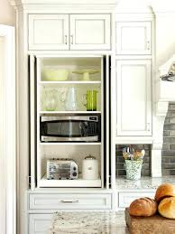 microwave pantry cabinet with microwave insert pantry microwave cabinet hidden microwave cabinet view full size