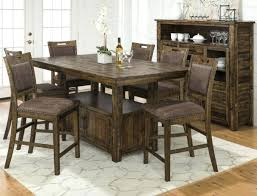 counter height dining table with storage counter height table with storage image of counter height kitchen