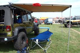 Arb Rear Awning 2008 Jeep Wrangler Unlimited Rubicon 6speed 35s Gobi