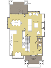 Floor Plan Company by The Oak Bungalow Company Second Floor Plan Idolza