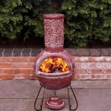 Clay Chiminea Bbq Clay Chiminea Care Backyard Design And Party Planning
