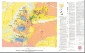 map of and usgs miscellaneous investigations series map i 1906 geologic map