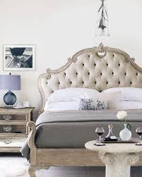 Tufted King Bed Frame Bernhardt Ventura Tufted King Bed