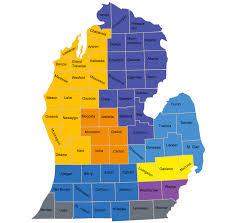 Novi Michigan Map by Jurisdiction