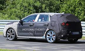 hyundai i30 n spy shots and video news about cool cars