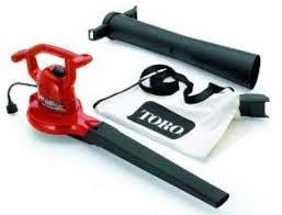 Blower Vaccum Black U0026 Decker Lh4500 Electric Leaf Hog Blower Vacuum