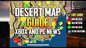 pubg new map xbox pubg desert map guide miramar guide xbox pc news training