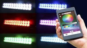 led cubes hella value fit northern lights led cubes multi color led