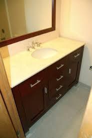 Custom Built Bathroom Vanities Custom Bathroom Vanities Phoenix Installation Allure Bath