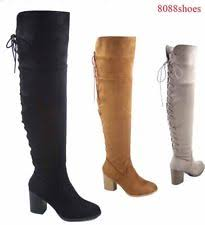 womens the knee boots size 11 knee boots for size 11 ebay