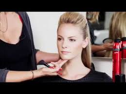 swept back hairstyles for women tutorial how to create edgy slicked back hairstyle youtube