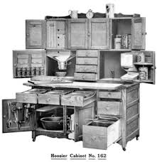 Best  Hoosier Cabinet Ideas On Pinterest Oak Furniture House - Ebay kitchen cabinets