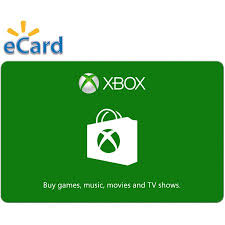 digital gift card xbox digital gift card 10 email delivery walmart