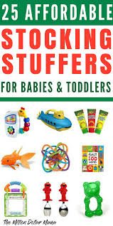 stocking stuffers for adults 25 cheap stocking stuffer ideas for babies u0026 toddlers