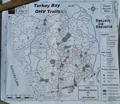 Lbl Map Turkey Bay Ohv Area Maplets