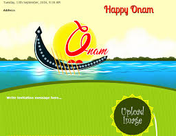 free onam festival invitation card u0026 online invitations